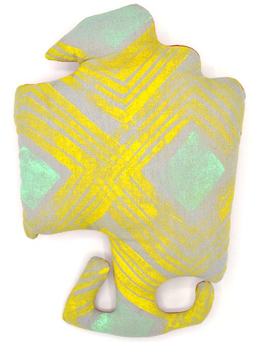Shape to Cuddle (pattern 12/ stripe 10)