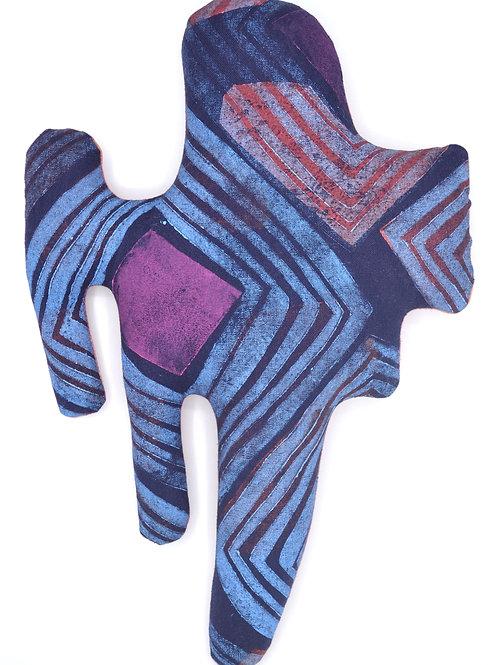Shape to Cuddle (pattern 8/stripe 10)