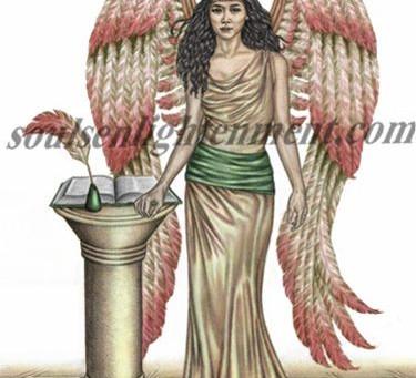 Dominion Angel for Meditation