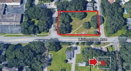 Aerial Image of Livingston Vacant Lot