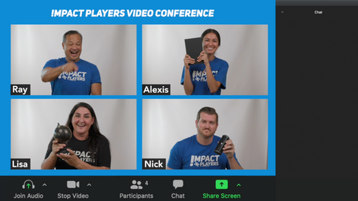 Video Conference Games