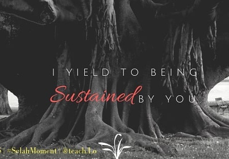 Sustained by You