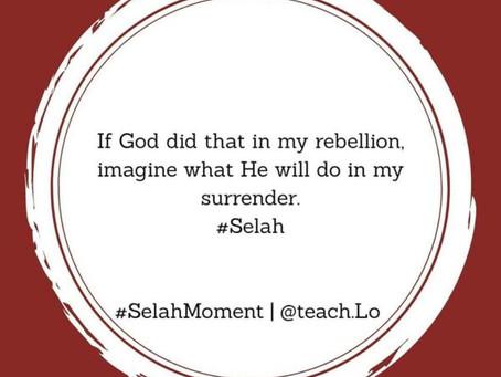 #Selah