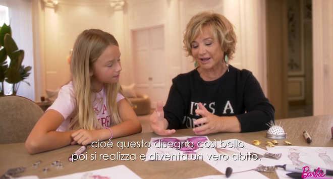 Role Models | Stilista Alberta Ferretti | Puoi essere tutto ciò che desideri | Barbie