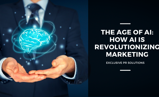 The Age of AI: How AI is revolutionizing Marketing