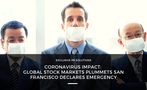Coronavirus Impact: Global Stock Markets plummet; San Francisco declares emergency