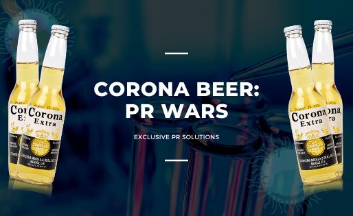 Corona beer: PR Wars