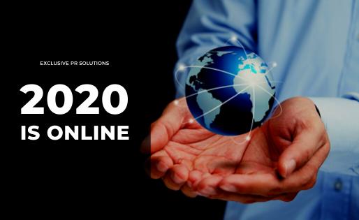 2020 is Online