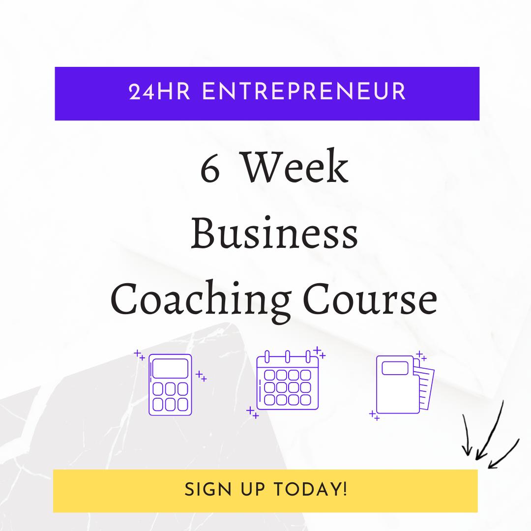 Business Coaching Course