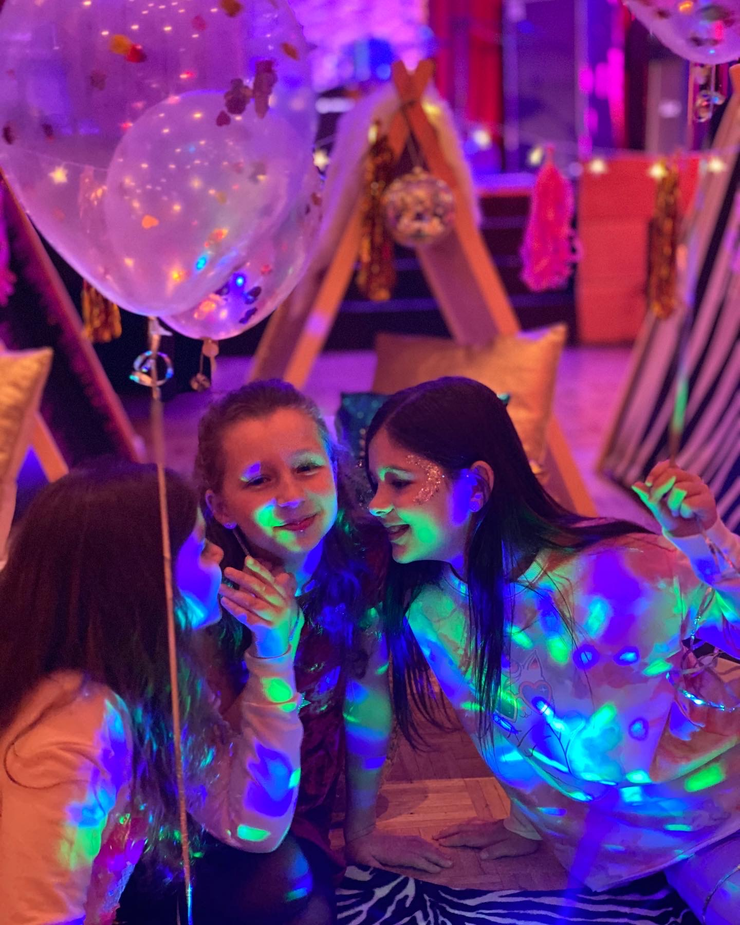 Pop Star Slumber Party