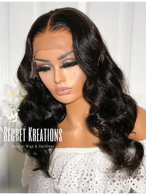 """""""KIERRA"""" Body Wave 13X6 LACE Front Wig"""