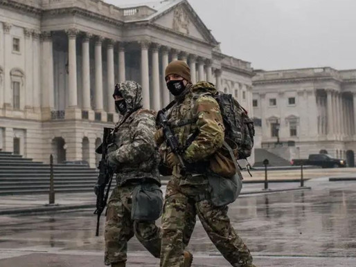 N. Guard on Standby in DC for March 4 - The Day QAnon Followers Believe Trump Will Become President
