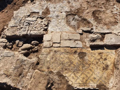 Ancient 'Christ, Born of Mary' Inscription Unearthed in Northern Israel