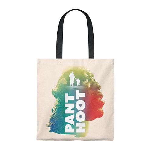 Pant Hoot Poster Tote Bag - Vintage