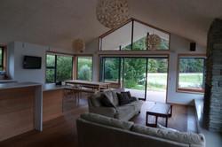 Wanaka House living area