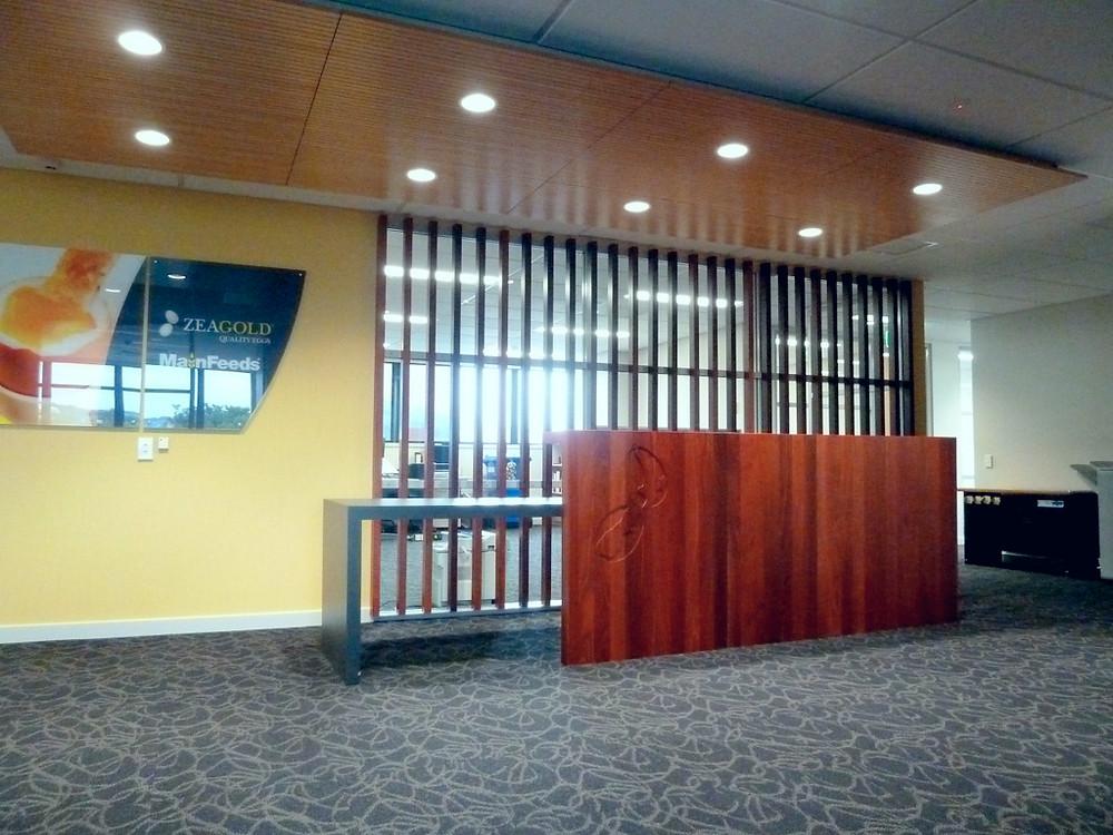 BGA Interior Architecture