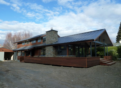 WANAKA House completed