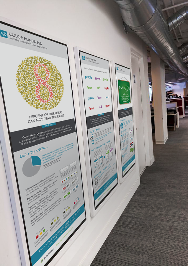 UX Poster Campaign