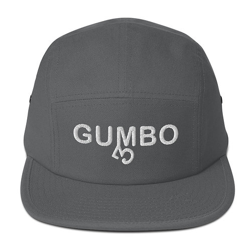 Gumbo 5 Panel Camper Blk Wht