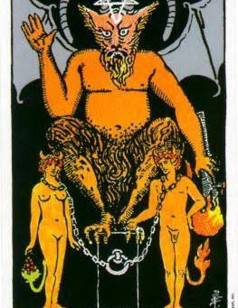 要注意!危険な恋を暗示するカードたち