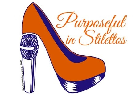 Purposeful in Stilettos - First Friday Blog:  Shackles - By Michelle P. Jones