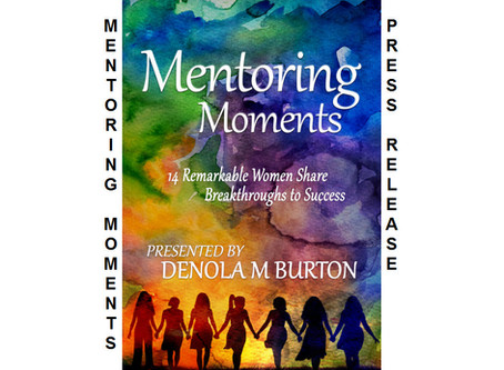 PRESS RELEASE: Mentoring Moments: 14 Remarkable Women...