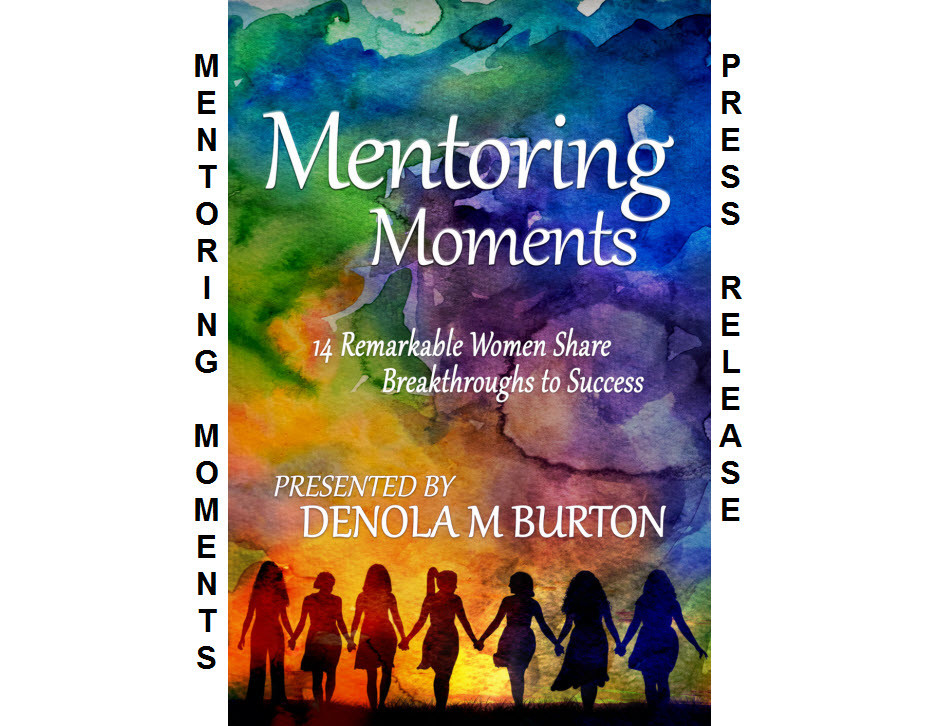 Mentoring Moments Book Press Release Image