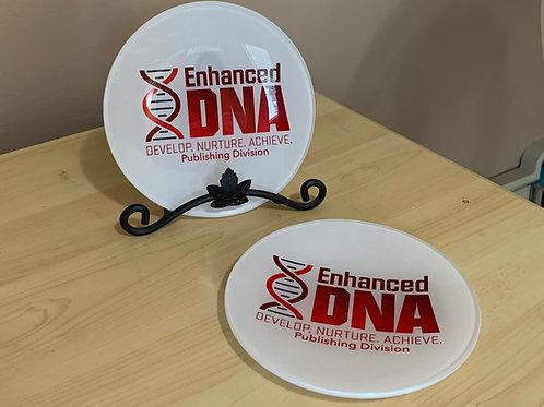 Enhanced DNA Publishing - Logo Plate