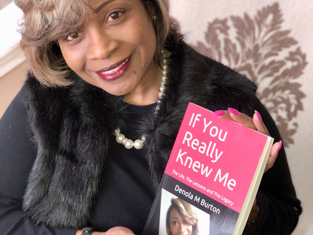 If You Really Knew Me: The Life, The Lessons and The Legacy -  I Didn't Know I Couldn't See