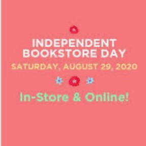 "Happy ""National Independent Bookstore"" Day - ENTER TO WIN!"