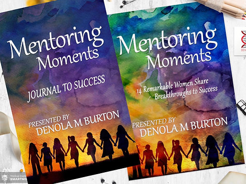 Mentoring Moments Book and Journal Set