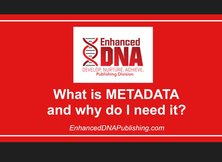 What is Metadata and Why Do I Need It?