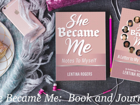 She Became Me:  More than a Book - It's a Movement!