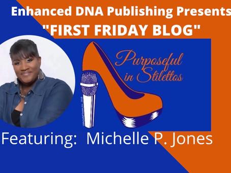 Acceptance - Purposeful in Stilettos By Michelle P. Jones