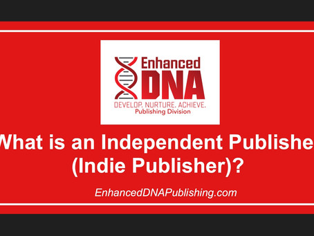 "What is an ""Independent Publisher""?"