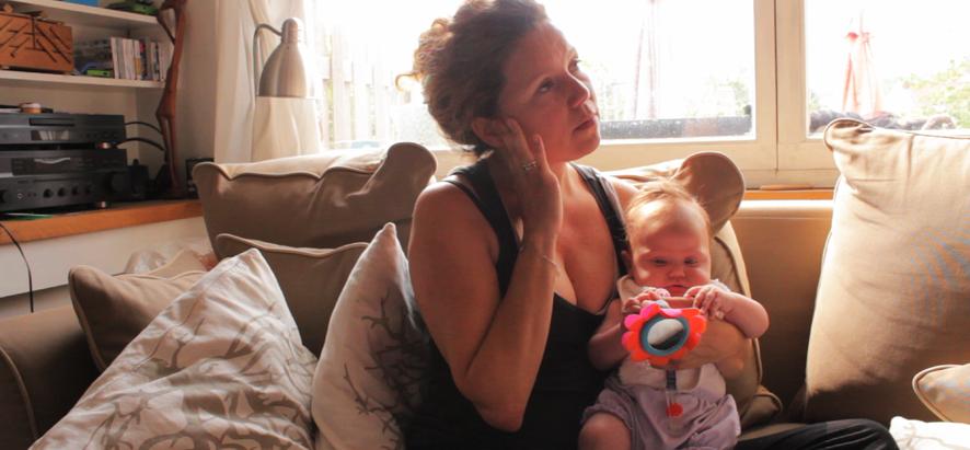 Mijn moedeloze moederschap: de film