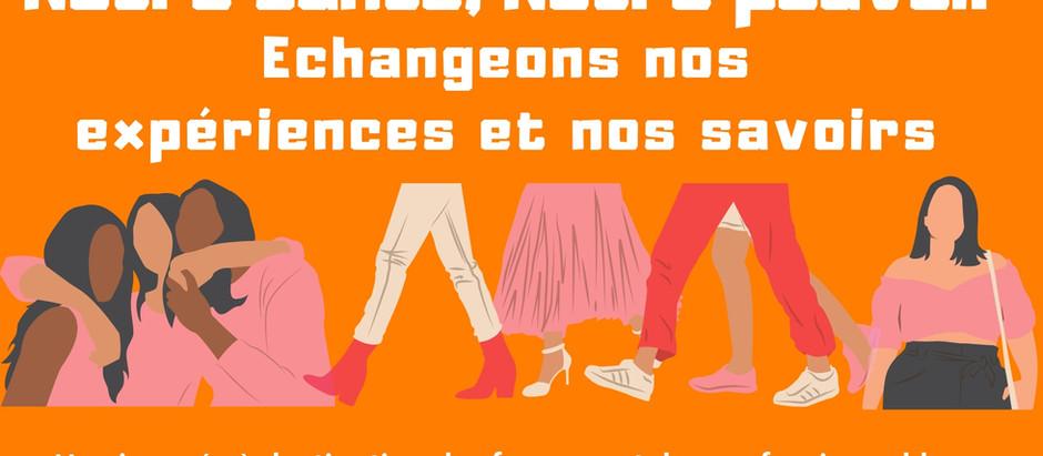 """projection le 28/05 dans le cadre de la journée """"Notre Santé, Notre Pouvoir!"""""""