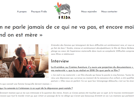 Article de Frida sur le film