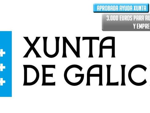 Programa de Bono Autónomos de la Xunta de Galicia.