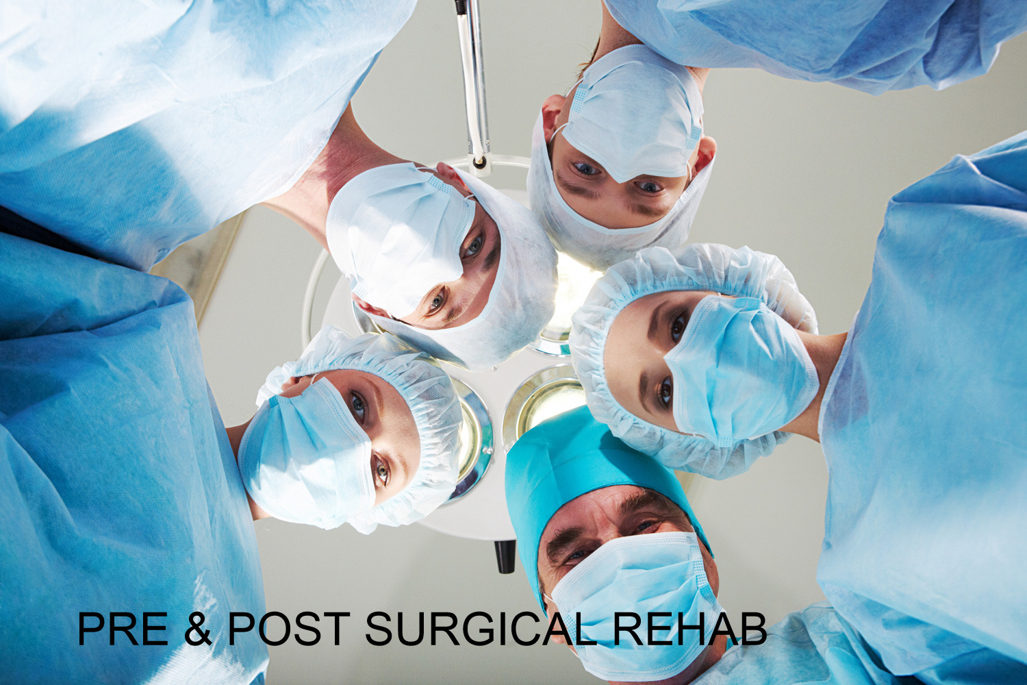 Pre & Post Surgical Rehab