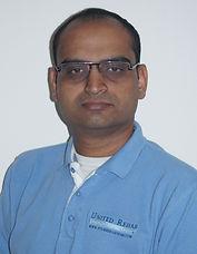 Krishna C Kalidindi, Physical Therapist