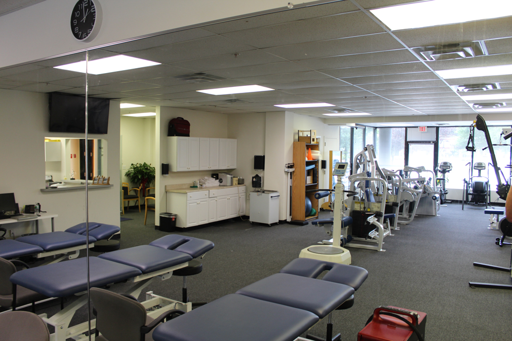 United Rehab Full Circuit Gym