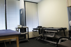 Private Treatment Rooms