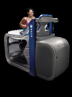 AlterG - Antigravity treadmill Rehab