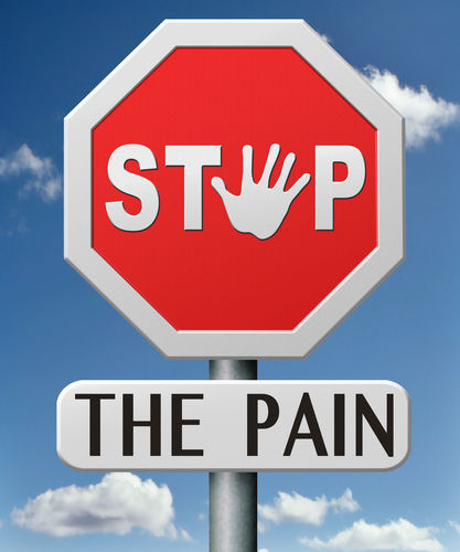 STOP THE PAIN - PHYSICAL THERAPY