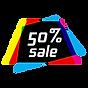 50% Venta