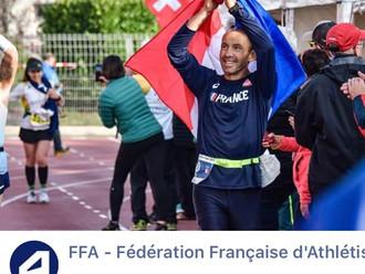 Champion et titré en Equipe de France !