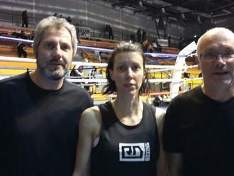 Championnats de France Technique Séniors Féminin 2016 de Boxe Française Savate