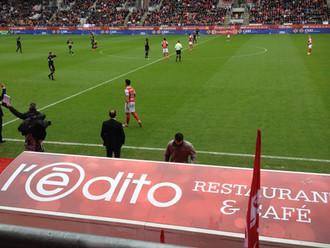Accompagnement des joueurs PRO du Stade de Reims