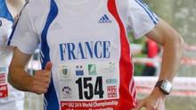 Bruno Heubi, préparation aux 10 km d'Epernay - 28 avril 2017